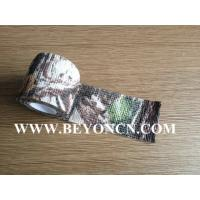 Forest Pattern Self - Adhesive Cohesive Flexible Bandage For Hunting Or Outdoor Sports Manufactures