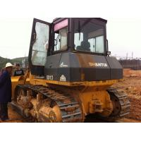 Shantui Construction Machinery Second Hand Bulldozers SD13 3.7cbm Blade Capacity Manufactures