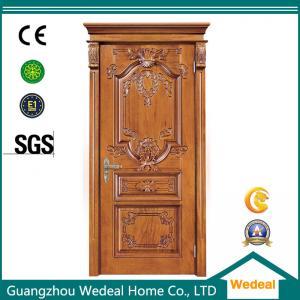 China Interior door molded skin  Main Door PVC interior Panel Door For Room/Villa/Hotel/Project Factory Supply on sale