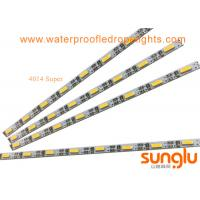 China Linear 4014 Rigid LED Strip Lights USB DC 5V 3mm Thin Easy Install For Parking on sale