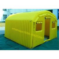 yellow outdoor camping tent Manufactures