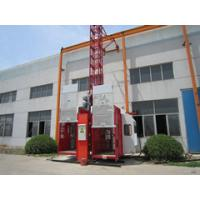 Loading 6000Lbs Construction Hoist with 2600kg Counter Weight , Cargo Hoist Manufactures