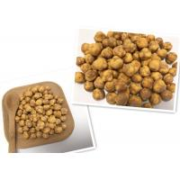 Organic Health BBQ Coated Roasted Chickpeas Snack Tasty Chinese Snacks Manufactures
