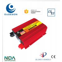 Quality assured red aluminum12v to 240v for home dc ac 3000 watt inverter price Manufactures