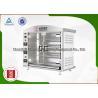 High Efficiency 9 Chicken Grill Machines Custom Rotisserie Chicken Oven Manufactures