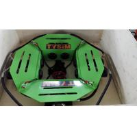 Buy cheap Customized Green Hydraulic Pile Breaker / Pile Cutting Equipment from wholesalers