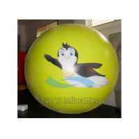 Birthday Custom Printed Helium Balloons Cartoon Character Shape Spheres Manufactures
