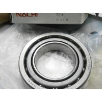 C5 2RS Chrome Steel Angular Contact Bearing Motor Ball Bearing NACHI 7211 Manufactures