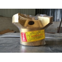 Core Drill Bit For Well Drilling Three Wings/tricone PDC Drill Bits for coal mine opening hole