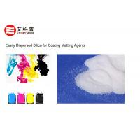 White Silicon Dioxide Powder Improve Refraction Efficiency ZC-750Y For Textile Coating Manufactures