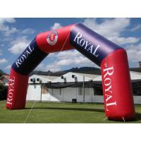 Large Inflatables Advertising Arch Door also for Company Events Manufactures