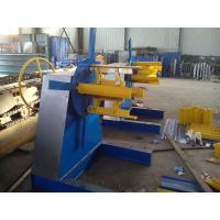 Quality Automatic Metal Channel Steel Beam C Z Purlin Roll Forming Machine Quick Interchangeable for sale