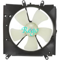 OEM No.16363-74020 Toyota COROLLA Car Radiator Cooling Fan Assembly Manufactures