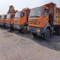 Original china Sino Truck Used 336HP 371HP/375HP/380HP 10 Wheels Dump Truck Tipper 6X4 with Good Condition for Africa Manufactures