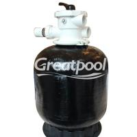 Hot Tub Filter Top Mount Sand Filter Pool Water Cleaning Anti UV Featuring