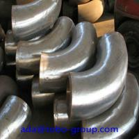 ASTM A403 WP304L Butt Weld Fittings 90 Degree Stainless Steel Elbow Manufactures