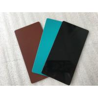 Quality Colorful Metal Sandwich Panels For Aluminium Wall Cladding Systems for sale