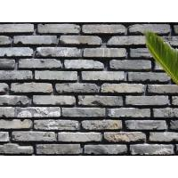 Buy cheap Reclaimed Grey Brick Veneer ,Used Thin Decorative Veneer Old Clay Brick from wholesalers
