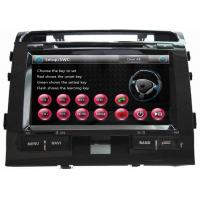 Ouchuangbo Car DVD Radio Player for Toyota Land Cruiser 2008-2010 GPS Navigation USB RDS iPod OCB-9006A Manufactures