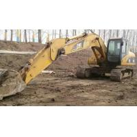 1cbm Bucket Capacity Used Cat Excavator 320CL 3123h Working Time No Oil Leakage Manufactures