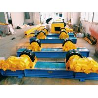 Conventional Pipe Welding Rotator Rubber Wheels Inverter Control Welding Speed Manufactures