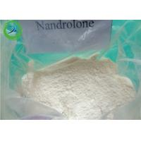 White Crystalline Powder Nandrolone Steroid For Bodybuilding 434-22-0 Manufactures