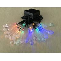 20 Lumens 20 LED Colorful Decorative Solar LED String Lights 5M / 12M / 22M Manufactures