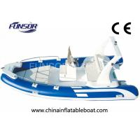 High Performance Folding Fish Hunter Inflatable Boat 10 Person RIB550 Manufactures