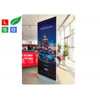 Quality Ultra Thin Trade Show Displays 15mm Depth Non Illuminated Fabric Frame Display for sale