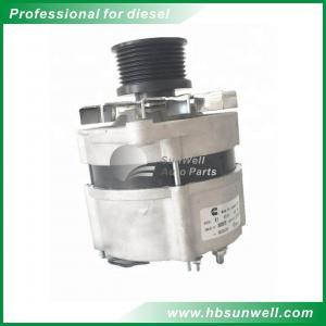 DCEC 6BT5.9 Diesel Engine Alternator / 95A 12v Alternator Generator 3972730 Manufactures