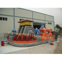 indoor inflatable playground inflatable playground on sale playground inflatable cheap Manufactures