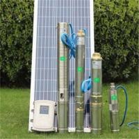 Solar Water Pump for Agriculture Farm Irrigation Water Solar Submersible Pump ubmersible MPPT Controller Kits Deep Bore Manufactures