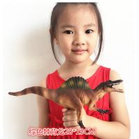 Customized Dinosaur Model Toys L28*W7.5*H13 Plastic Jurassic Park Spinosaurus Toy Manufactures