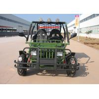 150CC Automatic Dune Buggy Kandi , Green Go Kart Hammer Style Manufactures
