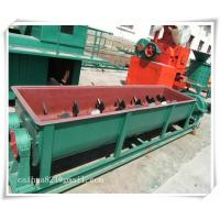 Multi-function double shaft mixer Manufactures