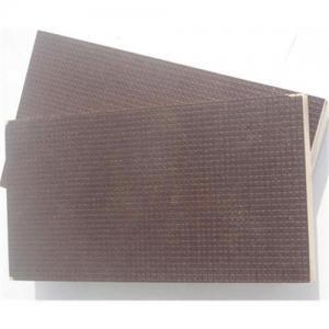 Anti-slip film faced plywood Manufactures