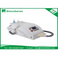 Buy cheap Nd Yag Q Switched Laser Machien For Tattoo Removal / Pigmentation Removal from wholesalers
