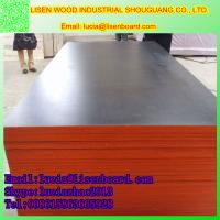 Film faced plywood , shuttering plywood , construction boards Manufactures