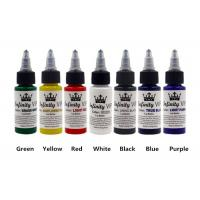 30ml Liquid Permanent Tattoo Ink , Multiple Colors Natural Tattoo Ink Manufactures