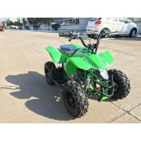 Single Cylinder Air Cooled Children 60cc Small Dirt Bikes With Chain Drive Manufactures