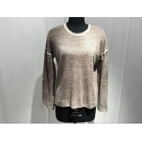 Round Neck Womens Cashmere Sweaters S / M / L / XL Size Available Manufactures