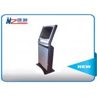 Camera Ticket Vending Self Service Terminal With Windows System / Led Screen Manufactures