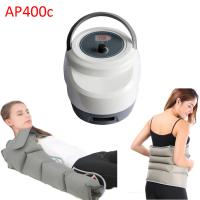 Air Compression Therapy Leg Foot Massager , 400c Air Pressure Leg Massager Manufactures