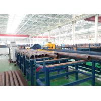 Stianless steel carbon steel pipe fast speed cutting equipment Manufactures