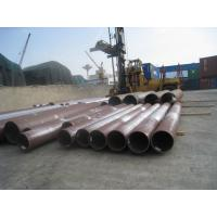 Boiler High Pressure Carbon Steel Pipe ASTM A106 Grade C 56'' 1422mm X 120mm Size Manufactures