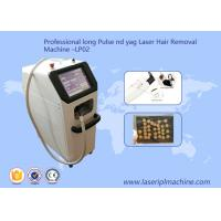Long Pulse Salon Laser Hair Removal Machine / Professional Hair Removal Laser Machine Manufactures