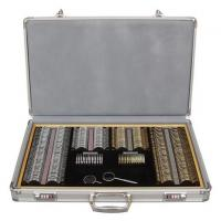 Easy Carry On Optometry Trial Lens Set 158 PCS Accurate Optical Lens GLJ8158 Manufactures
