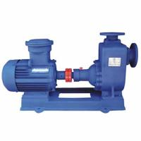 Low Noise Cantilever Hot Oil Heating Pump In Plastic / Rubber And Textile Manufactures