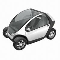 New Design Electric Car/Automobile Vehicle, Powered by Li-Battery Manufactures