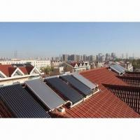 Split Solar Water Heating System, Specially for Villa Users Manufactures